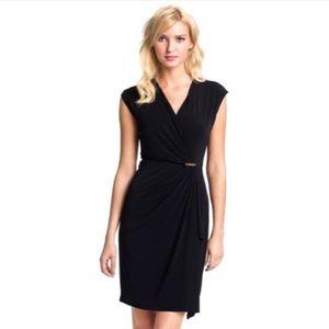 Michael Kors Black Stretchy Dress XS